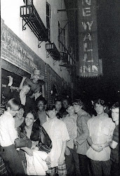Stonewall at 40:  Who Rioted at the Stonewall Inn?
