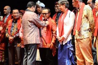 Penghargaan Kebudayaan 2015 untuk Banyuwangi.