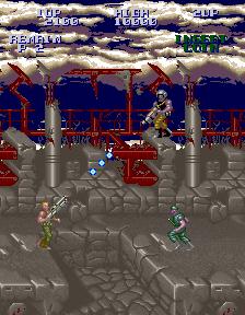 Super Contra arcade videjojuego descargar gratis
