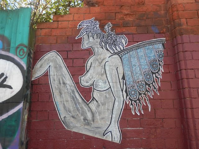 Street art and graffiti, Birmingham. secondhandsusie.blogspot.co.uk #streetart #graffiti