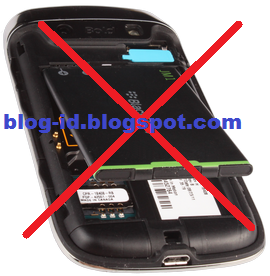 Cara Reset BlackBerry tanpa Lepas Baterai