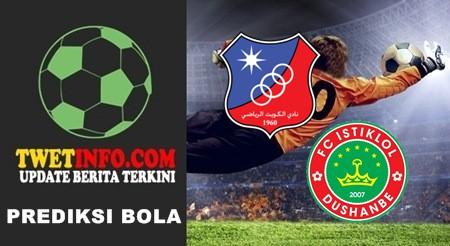 Prediksi Al Kuwait vs FK Istiqlol
