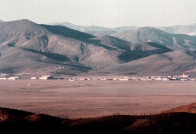 Area 51 Area 51: sigue activo y aún secreto