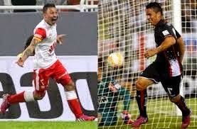 Independiente Santa Fe vs Colo Colo, Copa Libertadores