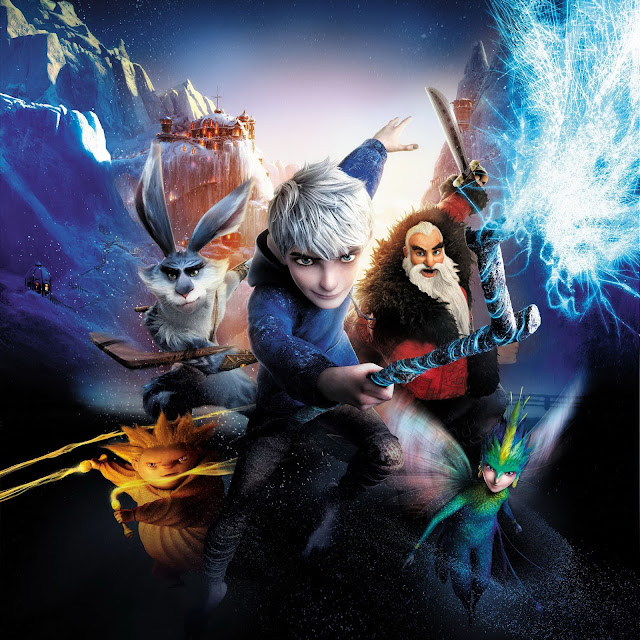 Rise of the Guardians iPad wallpaper 2