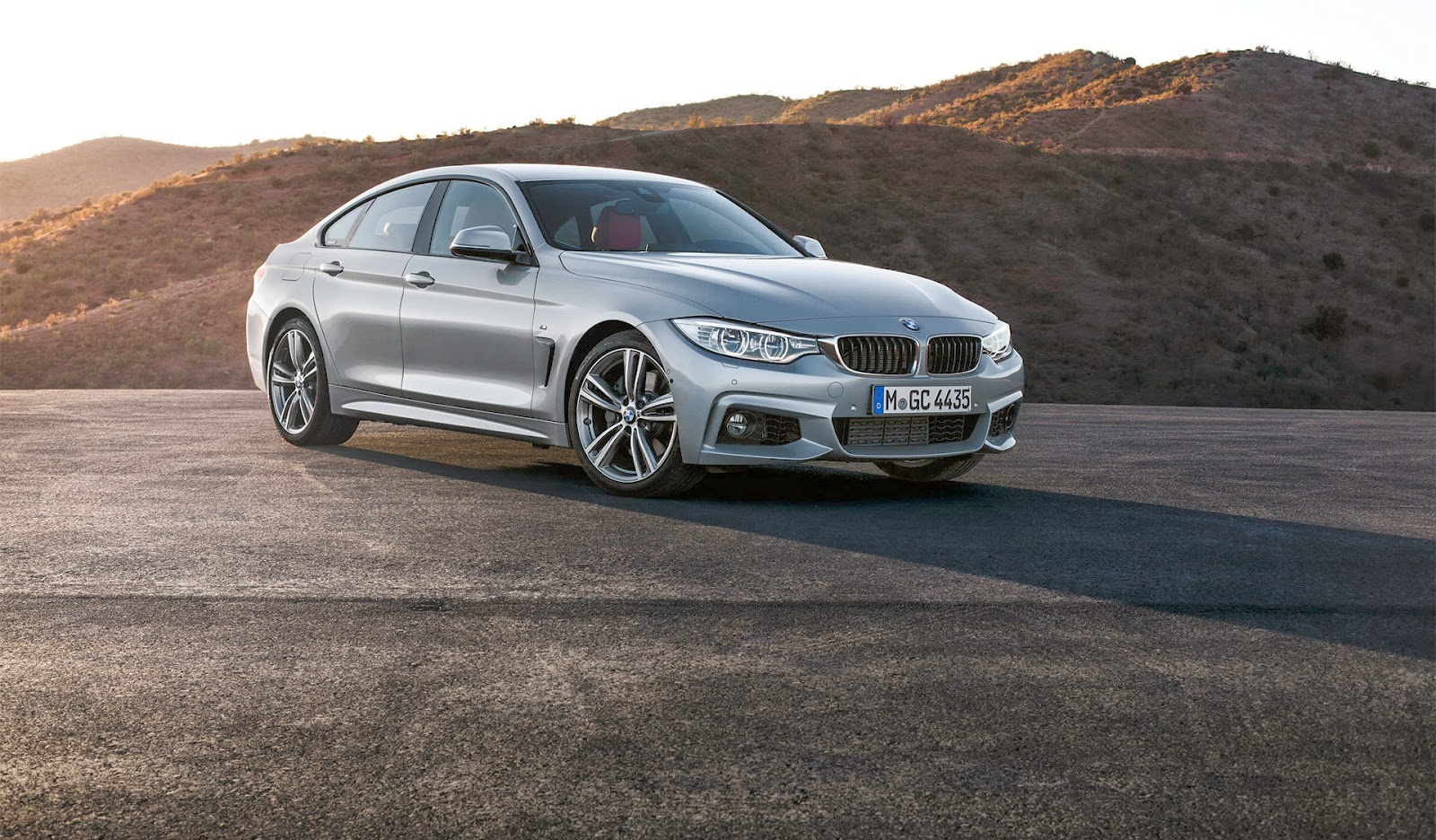 BMW 4-Series Gran Coupe M Sport Package - High Wheels