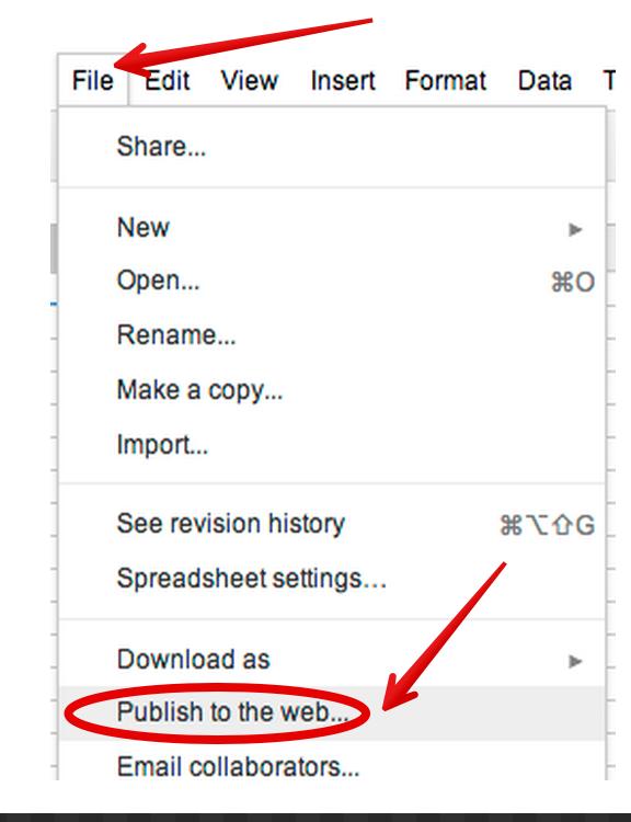new google drive tip- publish google docs as web pages, Presentation templates