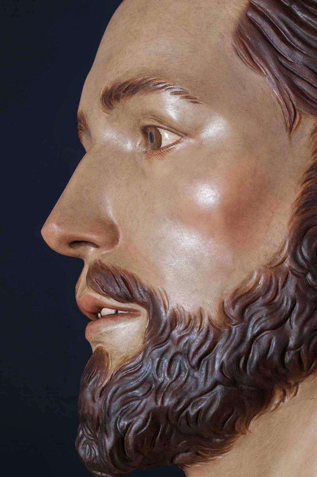 Resucitado Semana Santa Jumilla escultura 10