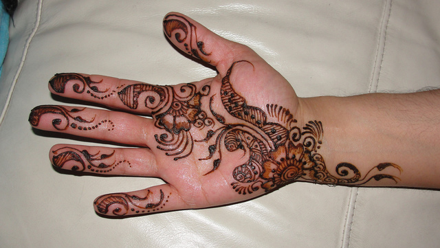 New Party Mehndi Designs : New exclusive pakistan mehndi designs for party women interest