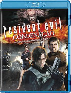 Filme Poster Resident Evil: Condenação BDRip XviD Dual Audio & RMVB Dublado