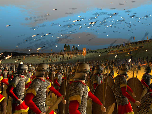 Rome Total War PC Games Screenshots