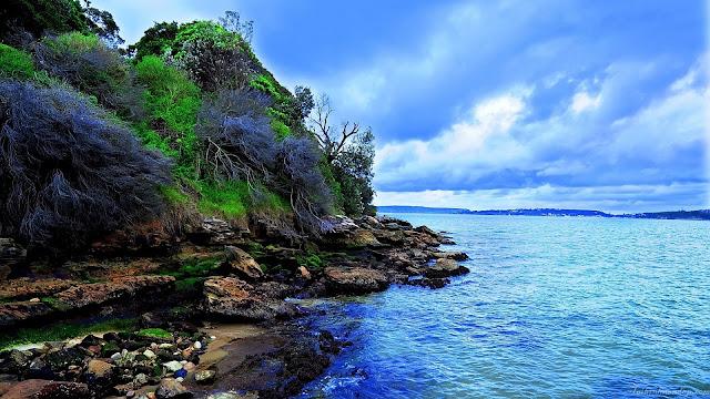 Hình ảnh nền biển xanh cực đẹp cho máy tính