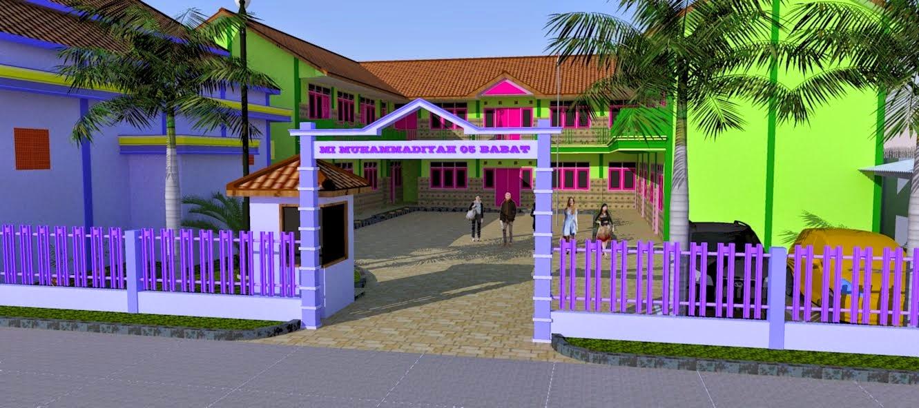 MUHAMMADIYAH 5 ISLAMIC ELEMENTARY SCHOOL