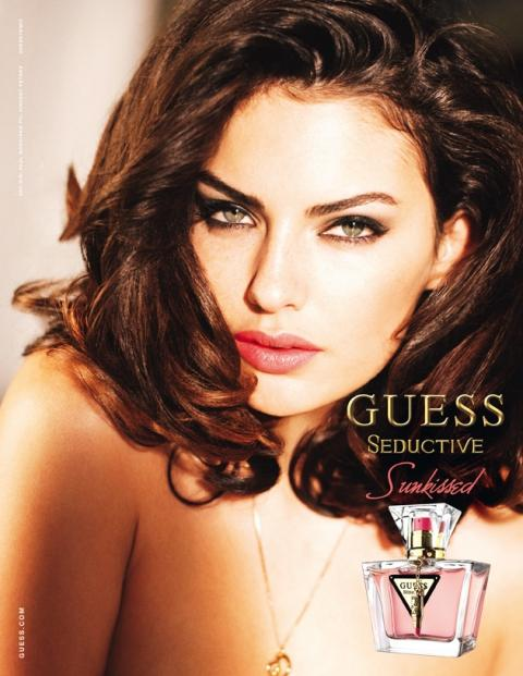 Guess Seductive Sunkissed | Model Alyssa Miller