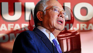Umno fail saman USD650 juta terhadap Najib Razak