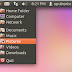 Add The Places Menu To The Top Panel of Ubuntu 11.10/11.04