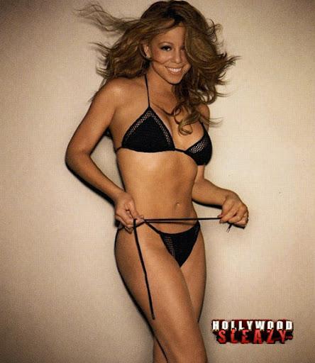 latest unseen maria carey sexy bikini wallpapers 521