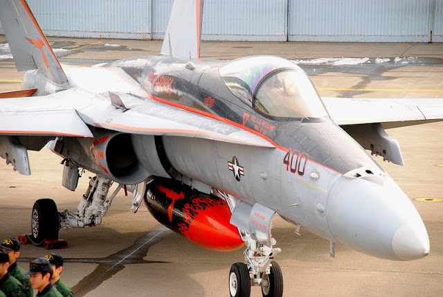 modifiyeli f18 super hornet