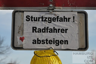 Ludwig-Erhard-Straße / Zitronenjette - Baustelle