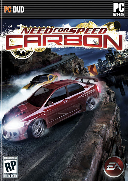 Need for speed carbon pc portada