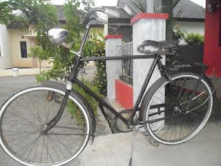 Harga Sepeda Onthel Paling Murah Onthel Locomotif