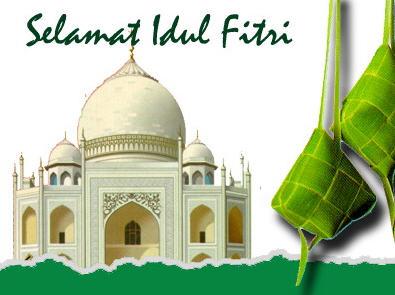 Khotib yang akan melakukan Khutbah Idul Fitri , ada beberapa teks arab