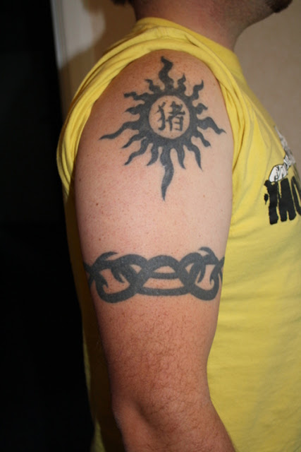 tribal-sun-tattoos