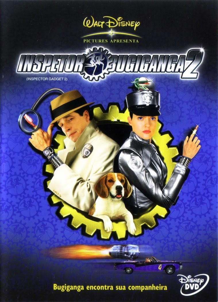 Inspetor Bugiganga 2 – Dublado (2003)
