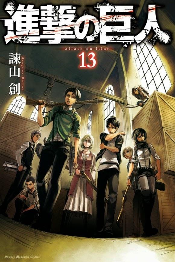 One Piece, Shingeki no Kyojin, Actu Manga, Manga, Classement Oricon,