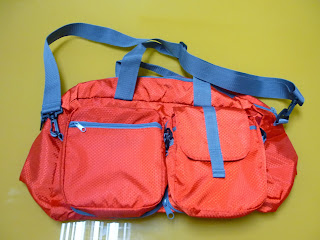 traveling bag, sling bag
