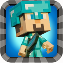 Skins For Minecraft: Super Hero Edition App iTunes App Icon Logo By David Garcia - FreeApps.ws