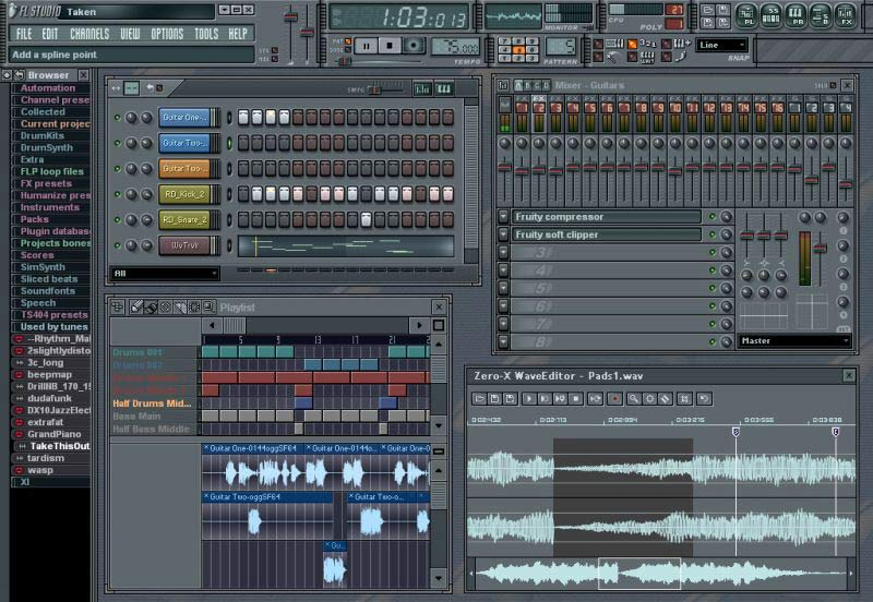 FL Studio Producer Edition v11.0.2 Full