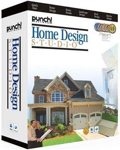 Punch Home Design Studio Pro 12   (MacOSX)