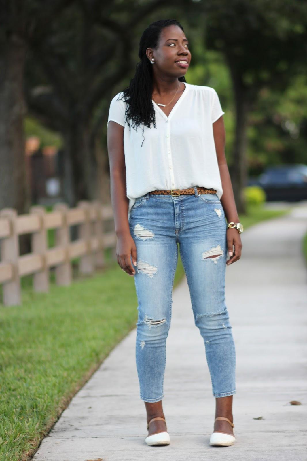 Kreyolau0026#39;s Journeys What I Wore The Girlfriend Jeans
