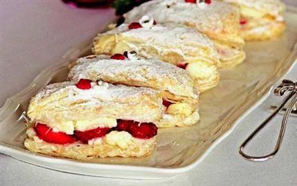 Milföy Hamurundan Pasta Tarifi