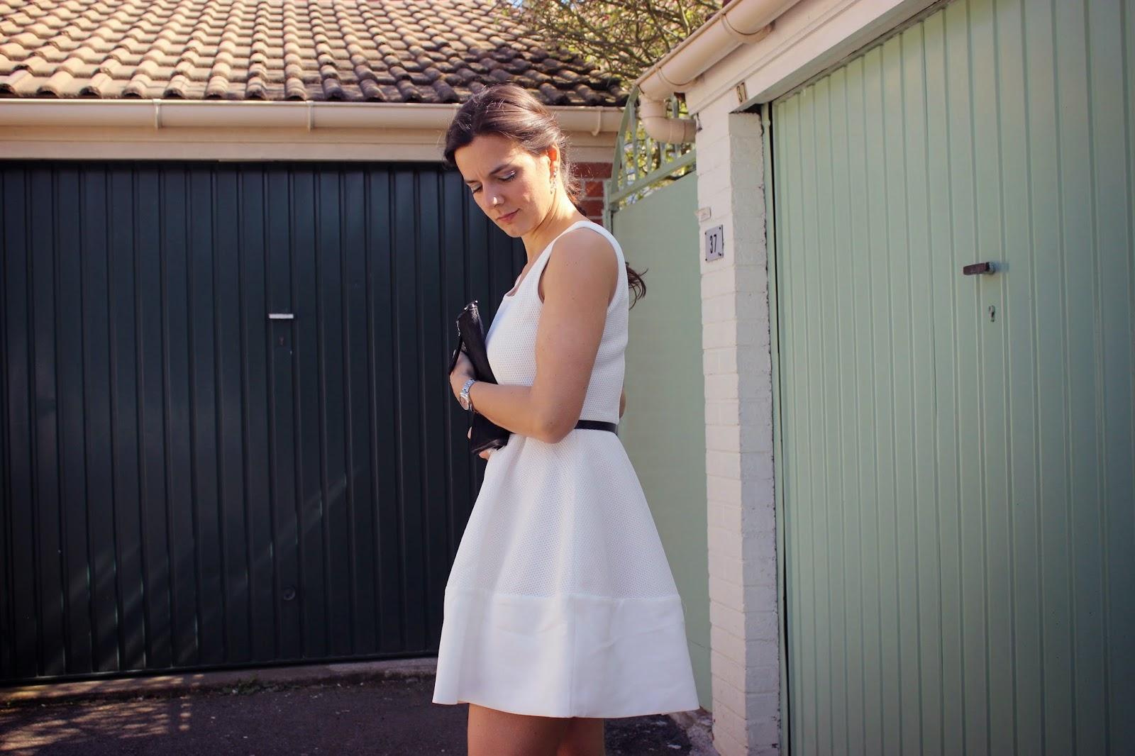 comment porter la robe résille version nuit