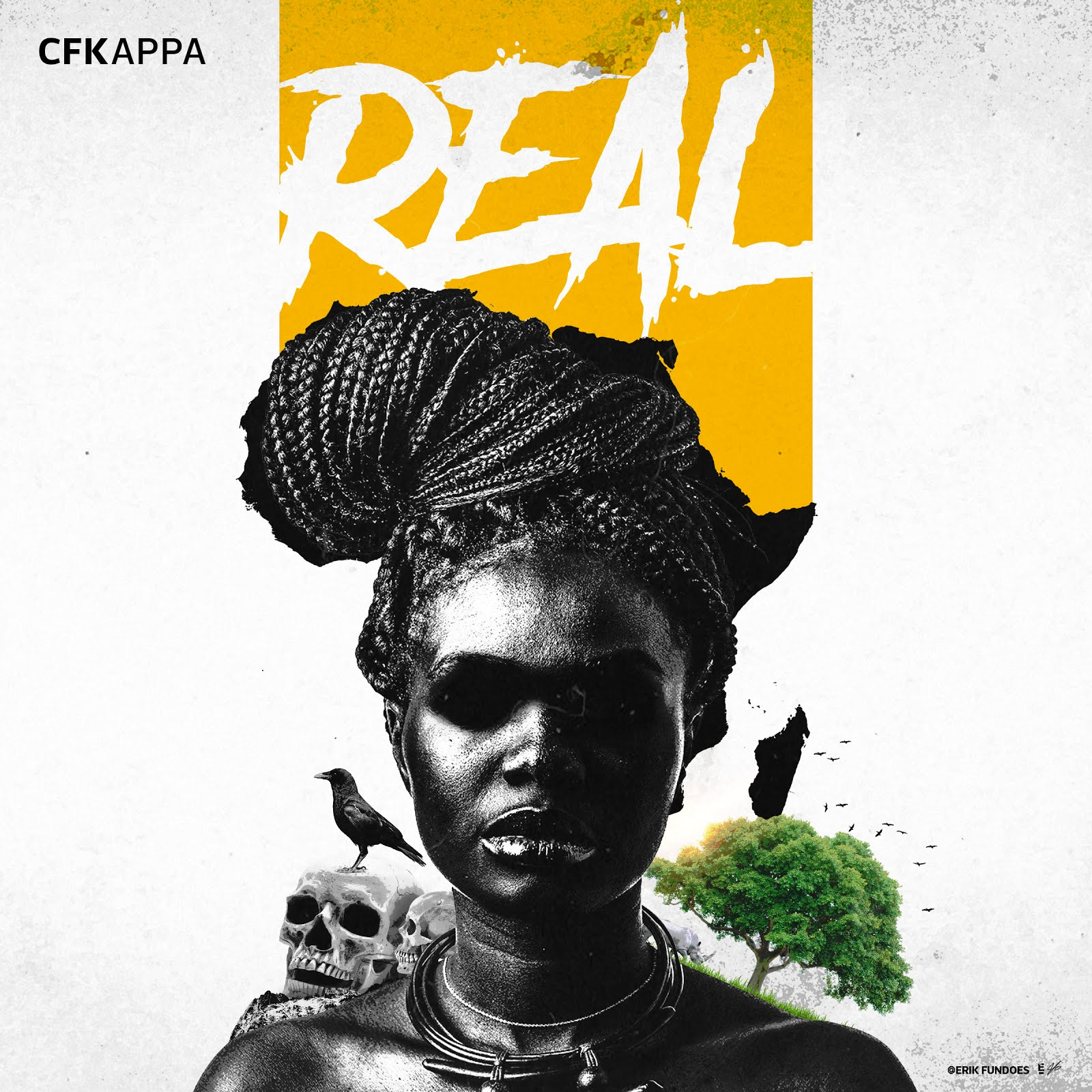 Cfkappa disponibiliza nova Mixtape '' Real '' || Faça o Download