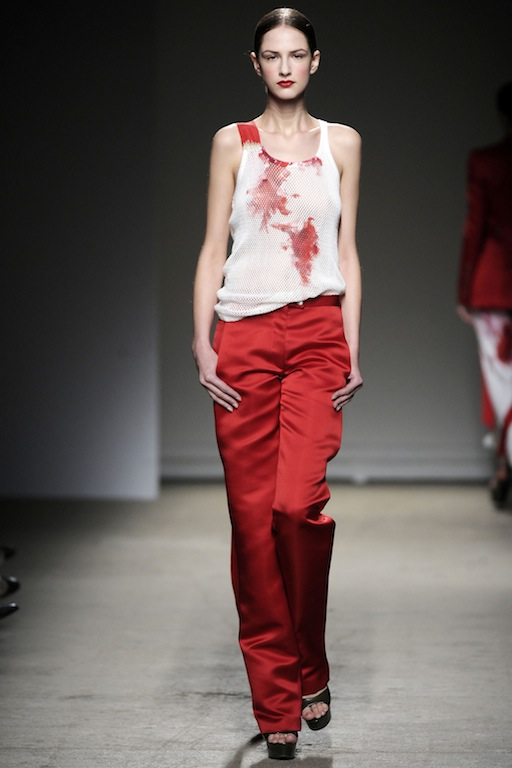 The terrier and lobster bloody haute couture french for French haute couture