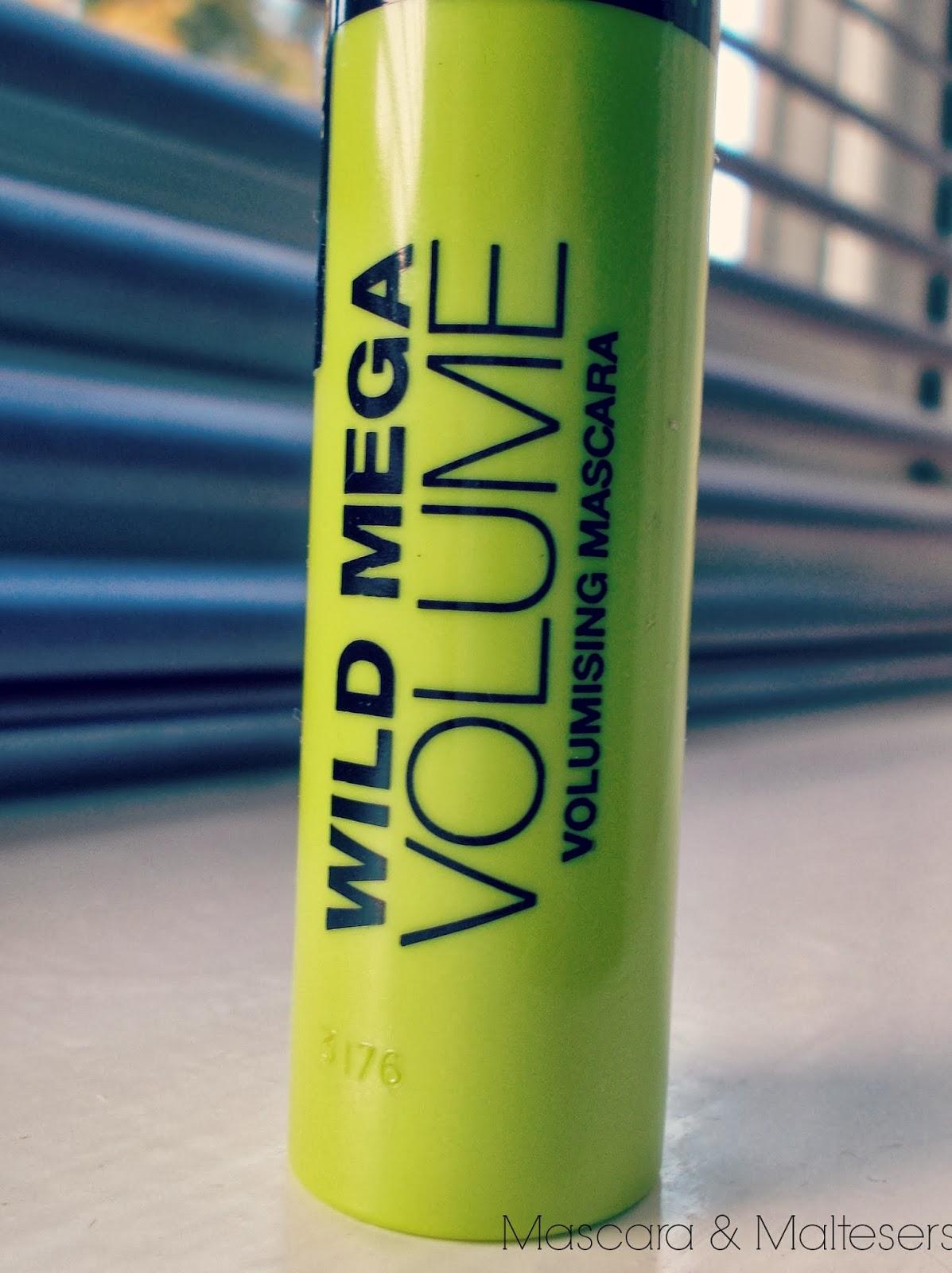 Max Factor Wild Mega Volume