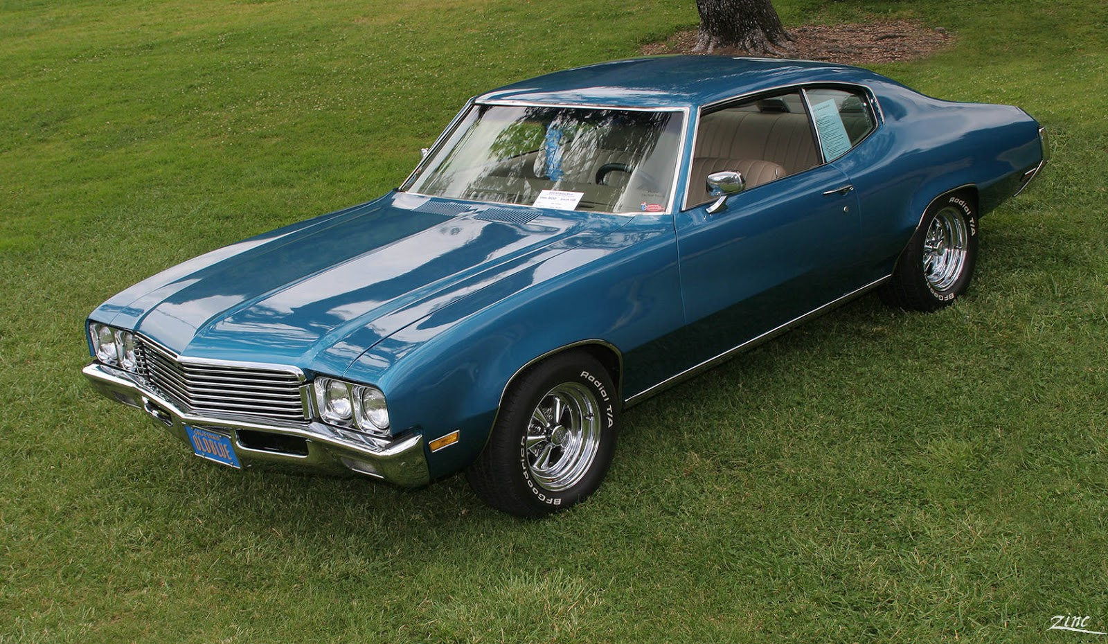1971 Buick Skylark - This car has muscle! 1971 Skylark two door, great condition. Classic cars!