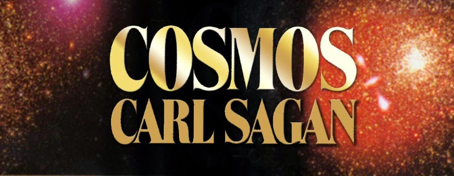 ... do Cosmos de Carl Sagan