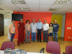 """Cooperação Inter-religiosa - """"Por Uma Cultura de Paz e Sustentabilidade"""""""