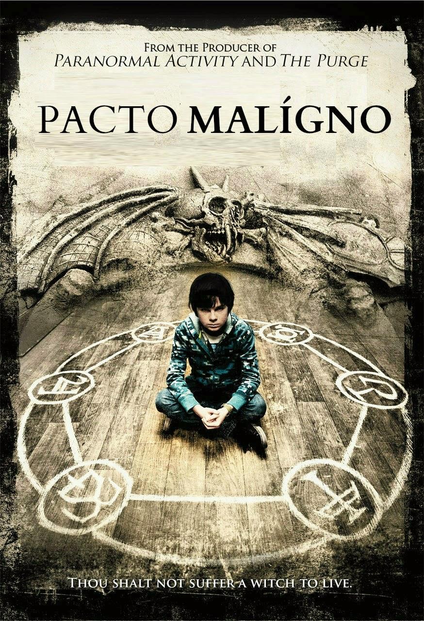 Pacto Maligno – Dublado