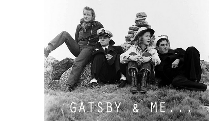 Gatsby and Me