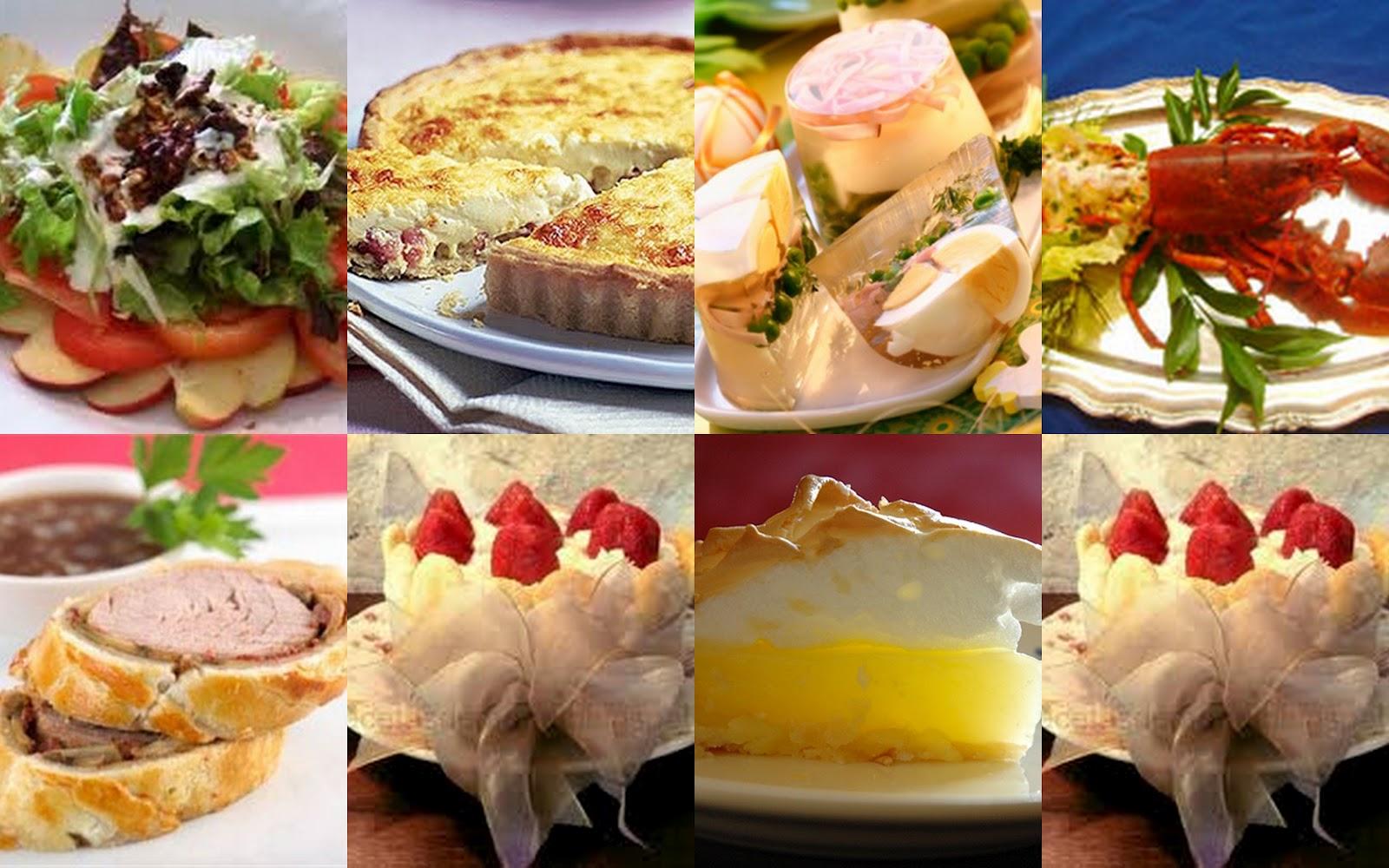 Fiestas con encanto um menu buffet vintage con mucha clase - Decoracion buffet ...