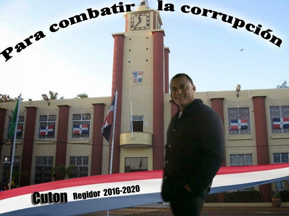 Cutón Regidor 2016/2020