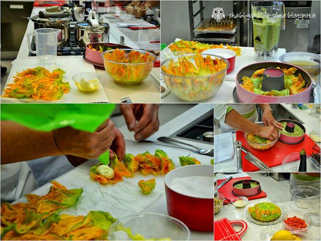 scuola di cucina R&D, corso Lagostina
