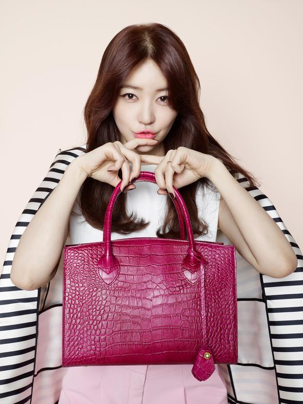 Yoon Eun Hye bag