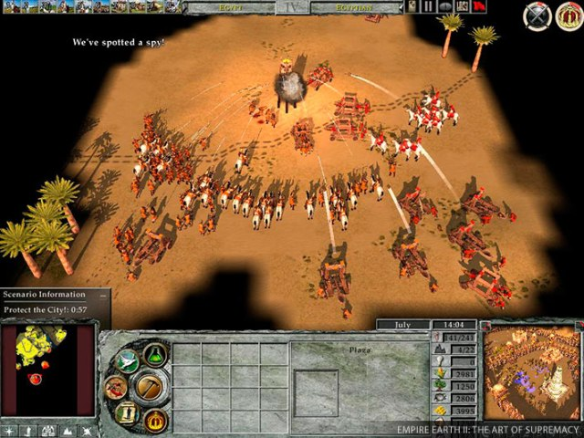 Empire Earth 2 Gold Edition Free Download Games