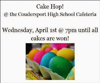 4-1 Cake Hop Coudersport High School